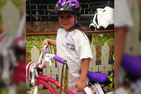 Get a Bike Donated