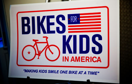 Donate Bikes to Kids!